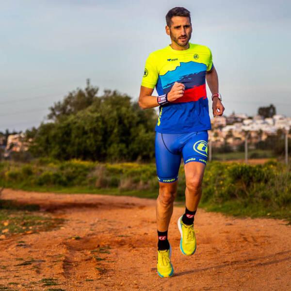 camiseta ultralight trail running